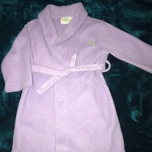 Tink robe - size 4T